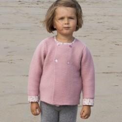Garter stitch Mathilde...