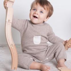 Babygrow - Beige