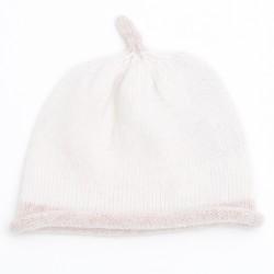 Oscar newborn bonnet - Beige