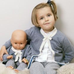 Noemie cardigan - Grey