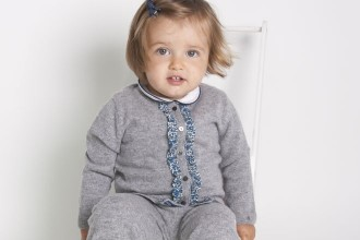 Cashmere Baby Girl Cardigans