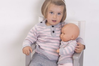 Cashmere Baby Girl Jumpers