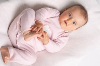 Cashmere Baby Jumpsuits - Les Tricots de Margot Paris