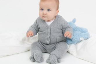 Cashmere Baby Booties | Les Tricots de Margot